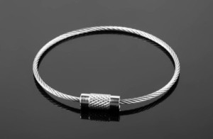 100pcs-Stainless-Steel-Wire-Keychain-Cable-